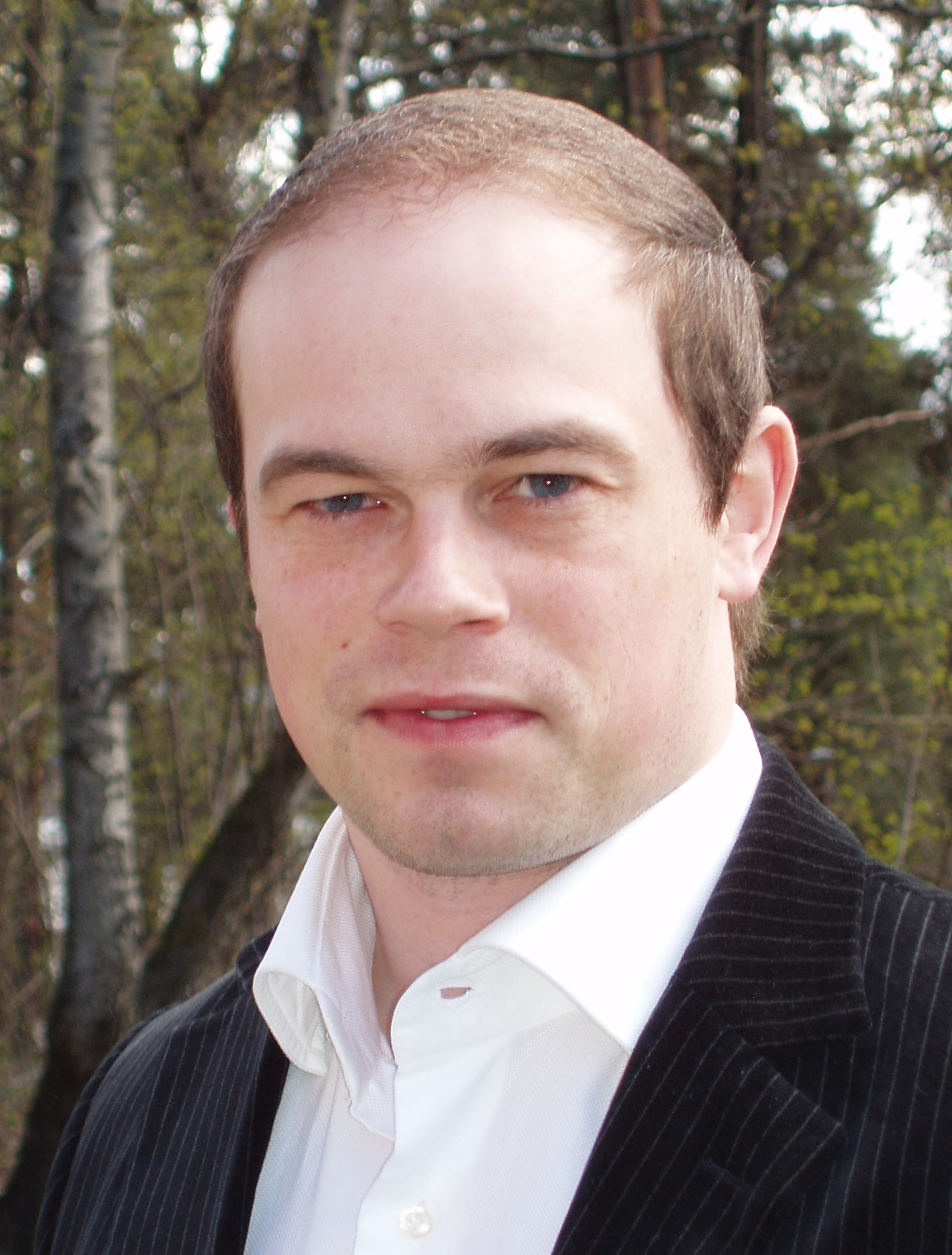 Øystein Jensen, senior research fellow at FNI. Photo: Jan D. Sørensen