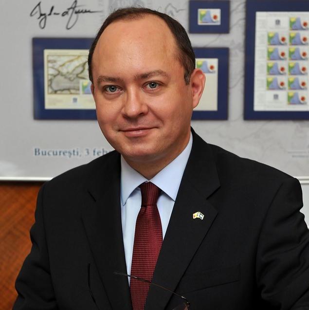 Bogdan Aurescu. Photo: the Presidential administration of Romania