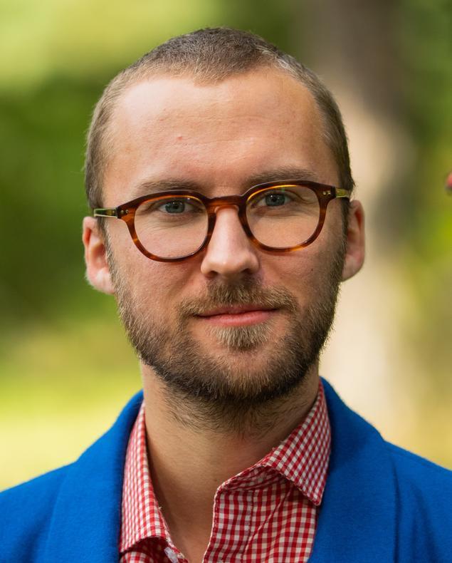 Torjus Lunder Bredvold