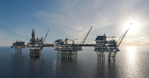 Sverdrup Oilfield