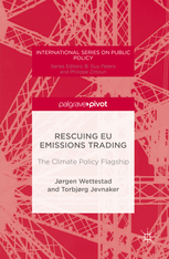 'Rescuing EU Emissions Trading', by Wettestad and Jevnaker.