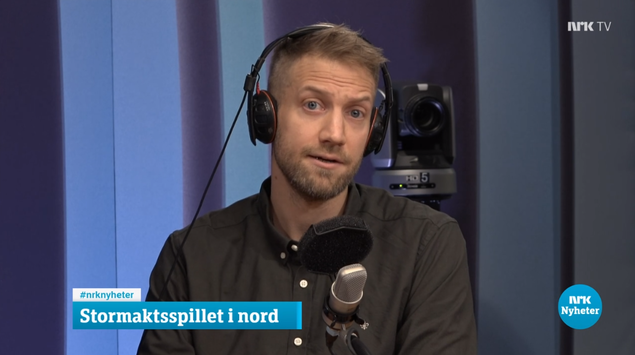 Østhagen på NRK Helgemorgen
