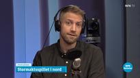 Østhagen i NRKs studio