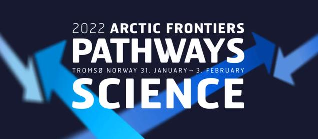 2022 Arctic Frontiers Science poster