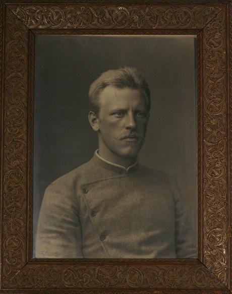 Fridtjof Nansen portrait 1889