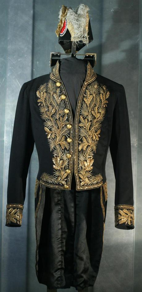 Fridtjof Nansen's ambassador's uniform