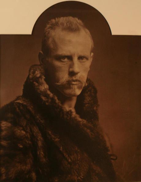 Fridtjof Nansen, portrett 1897