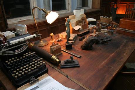 Fridtjof Nansen's Study Room
