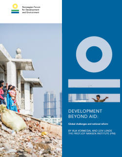 Development beyond aid