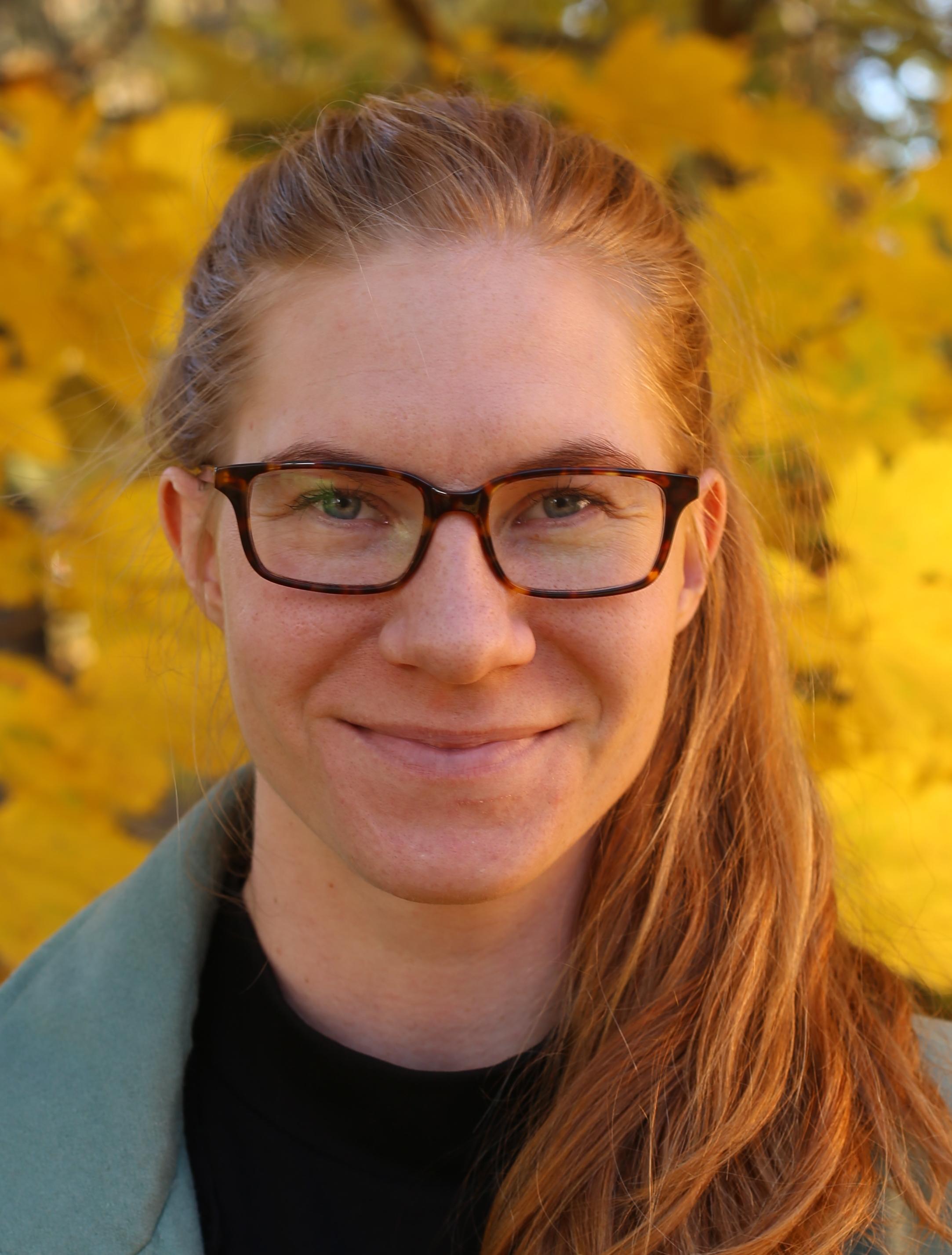 Lise Marie Sundsbø. Photo: Jan D. Sørensen