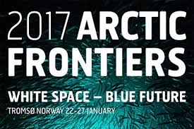 The Arctic Frontiers Conference in Tromsø is held 22-27 January.