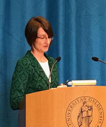 Associate Professor Tanya Richardson. Photo: Karoline Flåm