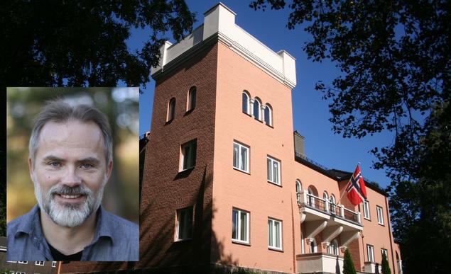 Geir Hønneland, Director of the Fridtof Nansen Institute. Photo: Jan D. Sørensen