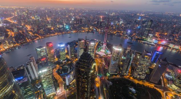 Shanghai. Photo: Foap