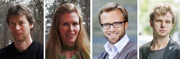 Photos: Jan D. Sørensen (FNI), Høyre and SV