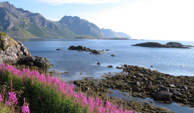 Vesterålen, Norway.