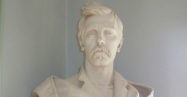 Firdtjof Nansen statue. Photo: Jan D. Sørensen