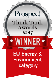 Prospect Think Tank Awards banner.