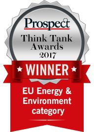 Prospect Think Tank Awards banner.