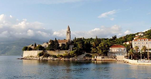 Lopud monastery