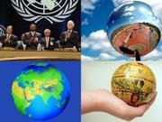 Global miljøpolitikk og miljørett