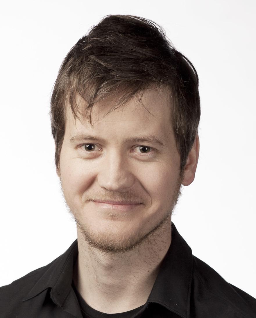 FNI researcher Andreas Raspotnik
