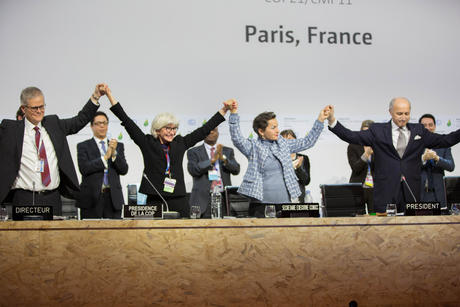 Are The Promises Of The Paris Climate Agreement Perishing Fni