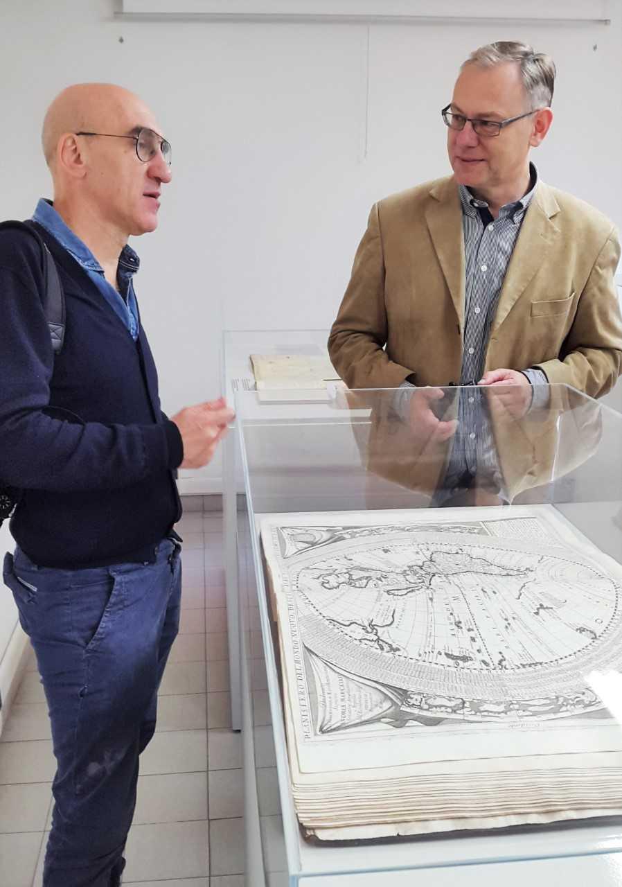 Armin Linke and Davor Vidas