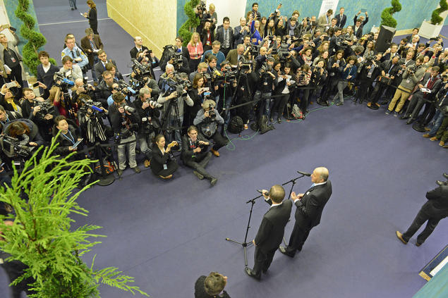 Paris Agreement, UNFCCC. Photo: UN